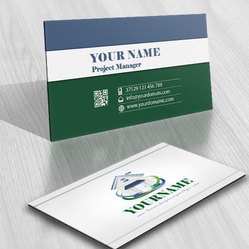3053-house-realty-logo-business-card-design