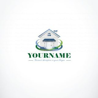 3053-online-house-realty-logo-design-templates