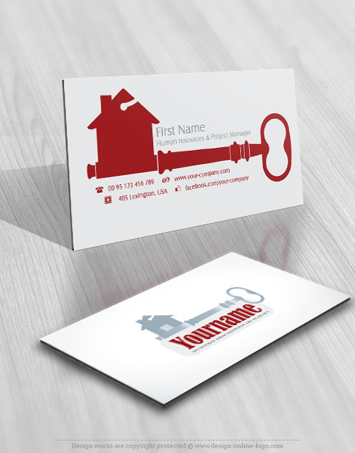 ready made Real Estate key logo design
