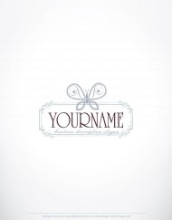 00059-ready-made-Diamond-Butterfly-exclusive-logo-design