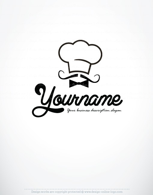 lady chef logo design ideas - photo #15