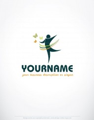 00072-ready-made-Man-with-butterfly-exclusive-logo-design