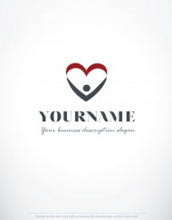00076-ready-made-man-heartexclusive-logo-design