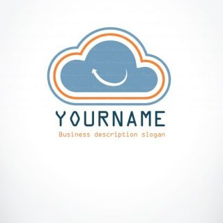 0009-ready-made-Cloud-exclusive-logo-design