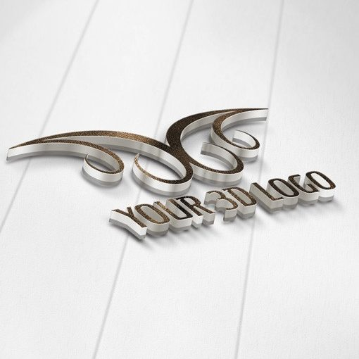 3D LOGO VISUALIZATION