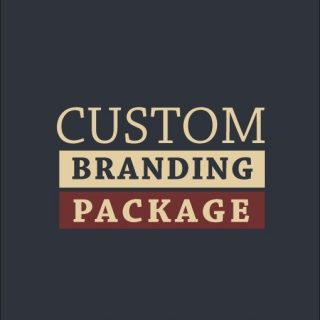 Custom Premium Branding Design Package