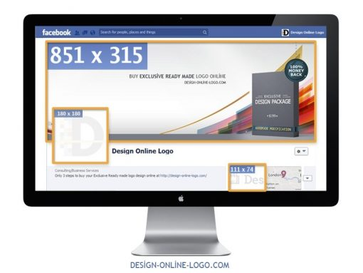 Design your business Facebook page.