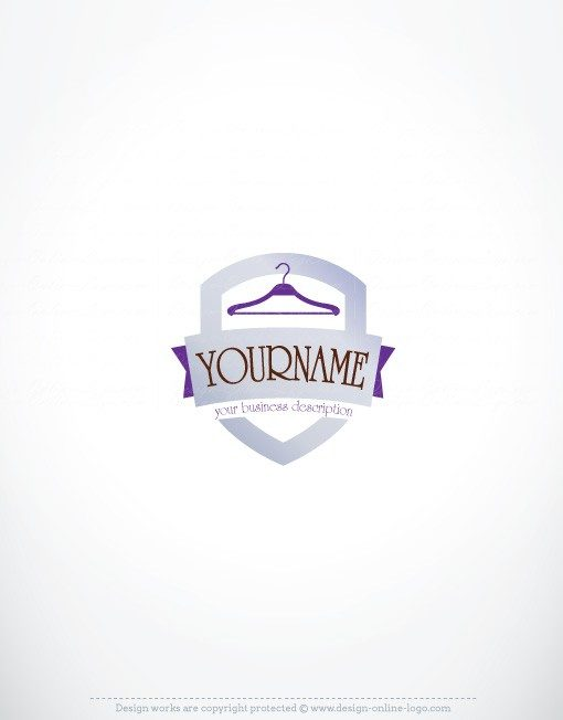 Exclusive Design Boutique Fashion Logo Compatible Free Business Card