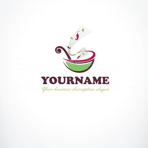 00107-Cooking-Restaurant-ready-made-exclusive-logo-design