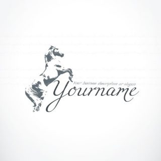 00450-ready-made-Horse-jump-exclusive-logo-design