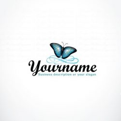 00569-ready-made-Butterfly-exclusive-logo-design