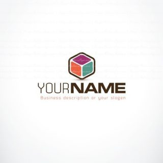 00594-ready-made-cube-Technology-exclusive-logo-design