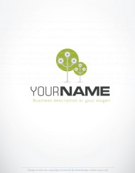 00597-ready-made-tec-tree-exclusive-logo-design