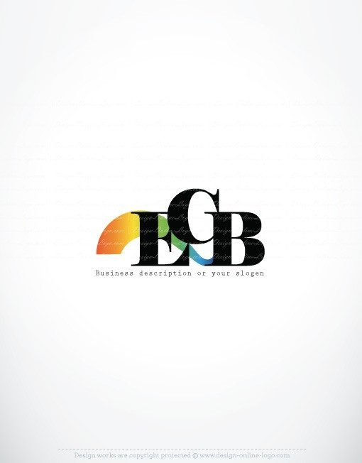 ready-made-Initials-Typography-exclusive-logo-design