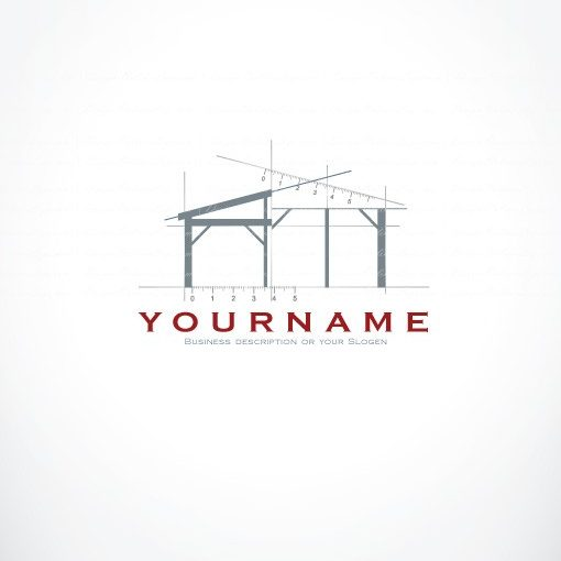 01207-ready-made-Architect-exclusive-logo-design