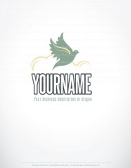 01240-ready-made-vintage-birs-fly-exclusive-logo-design