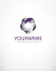01287-ready-made-3d-exclusive-logo-design