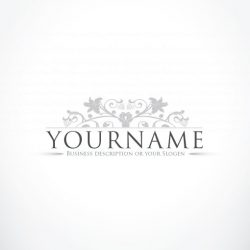 01293-ready-made-flower-vintage-exclusive-logo-design