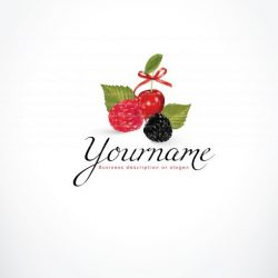 cherry Exclusive logo design