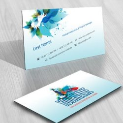 01317-Surfing--logo-business-card-design