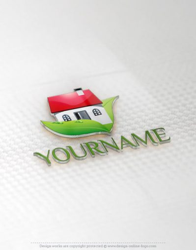 REAL-ESTATE logos online