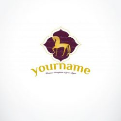 buy ready online logos Ethnic Arab logo design