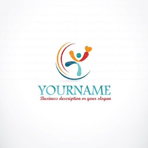 01387-ready-made-People-company-human-exclusive-logo-design