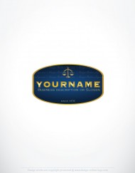 Lawyer and Notary logos
