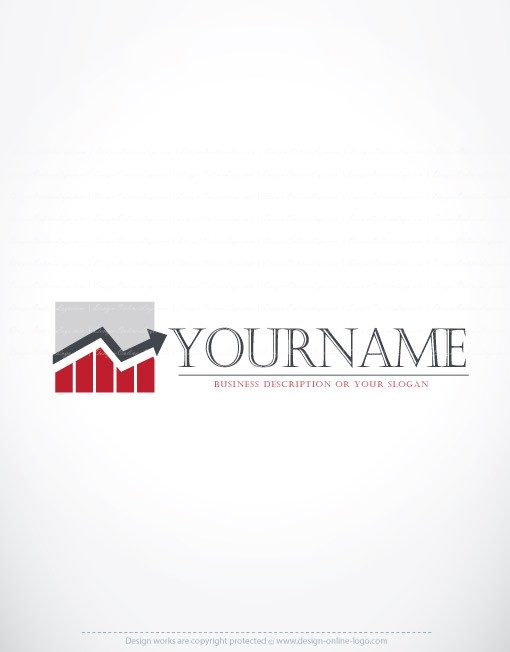 Graph Accounting logo design