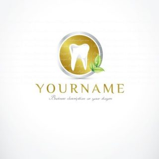 ready made dental logo exclusive logo design