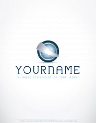 3d High Tech logos http://design-online-logo.com/