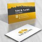 crown Real estate agency logo design usiness card design