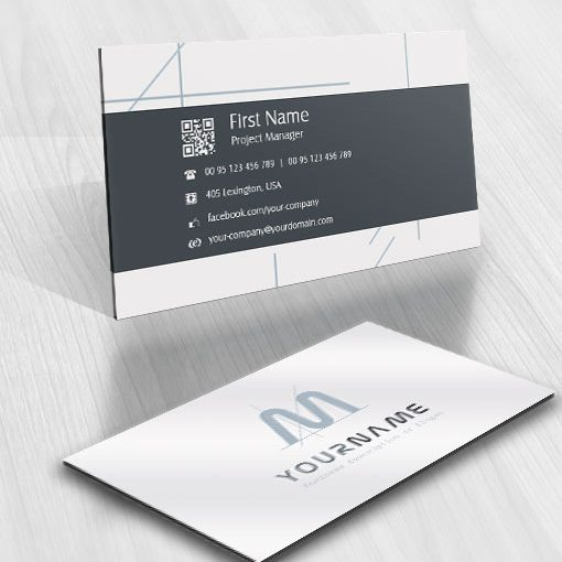 Clean Lines Architect logo design