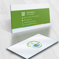 Eco Environmental company logo design