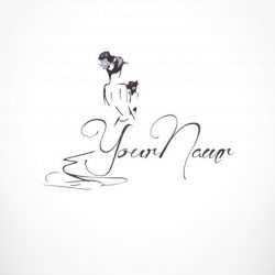 Ready Logo design woman dress wedding