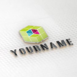 Ready made Logo designed 3d Cubes for sale online
