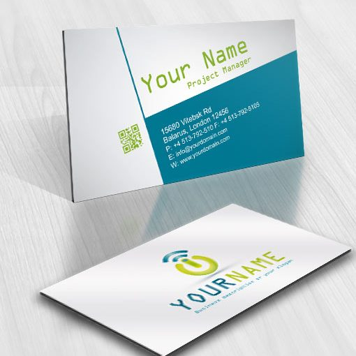 Network logo + Compatible FREE Business Card
