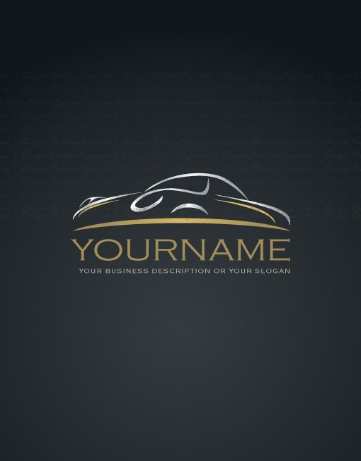 Custom Car Logo Designs Images