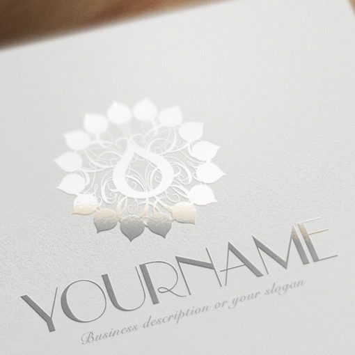 business-ard logo design flower