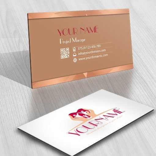 online Family Logo Design FREE Business Card