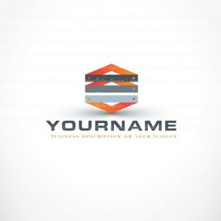 Ready made online Logo design with an Industrial symbol