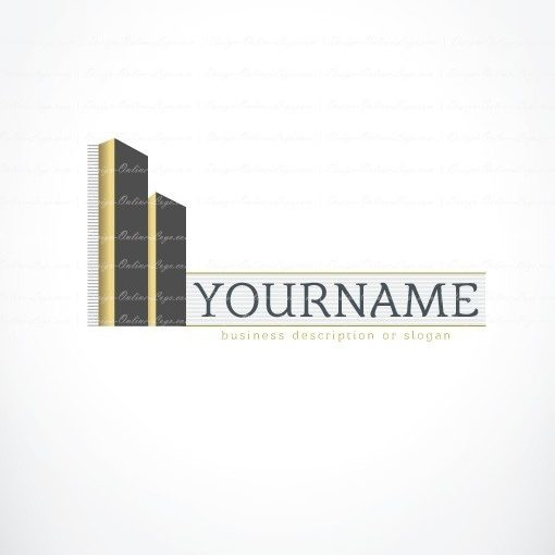 Luxurious Real Estate Logo Business
