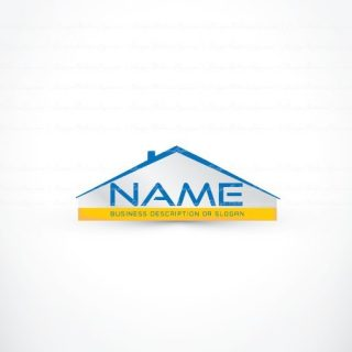 Online Real Estate Logo Design House