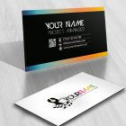 DJ Music Logo for sale business card design