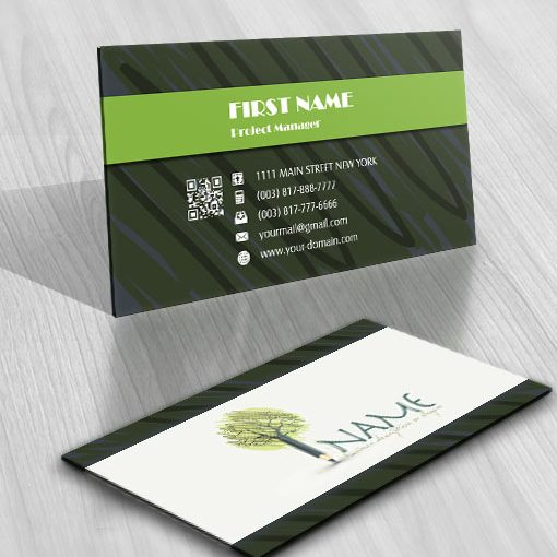 online business cards free