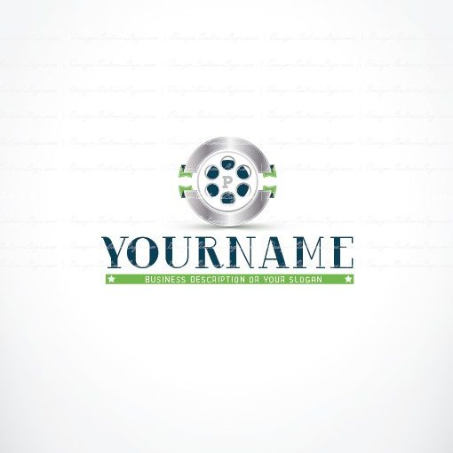 Innovative Photograph Video logo design for sale