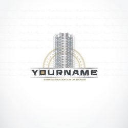Construction Building Logo design