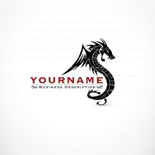 buy Dragon Logo Design