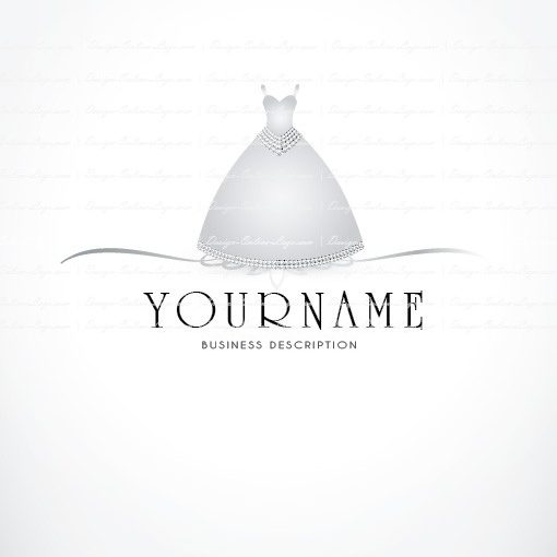 brides Salon logo design