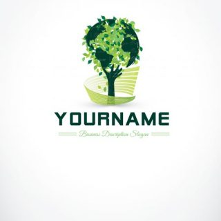 3132-globe-tree-exclusive-logo-design